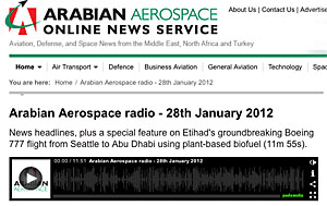Arabian Aerospace Radio